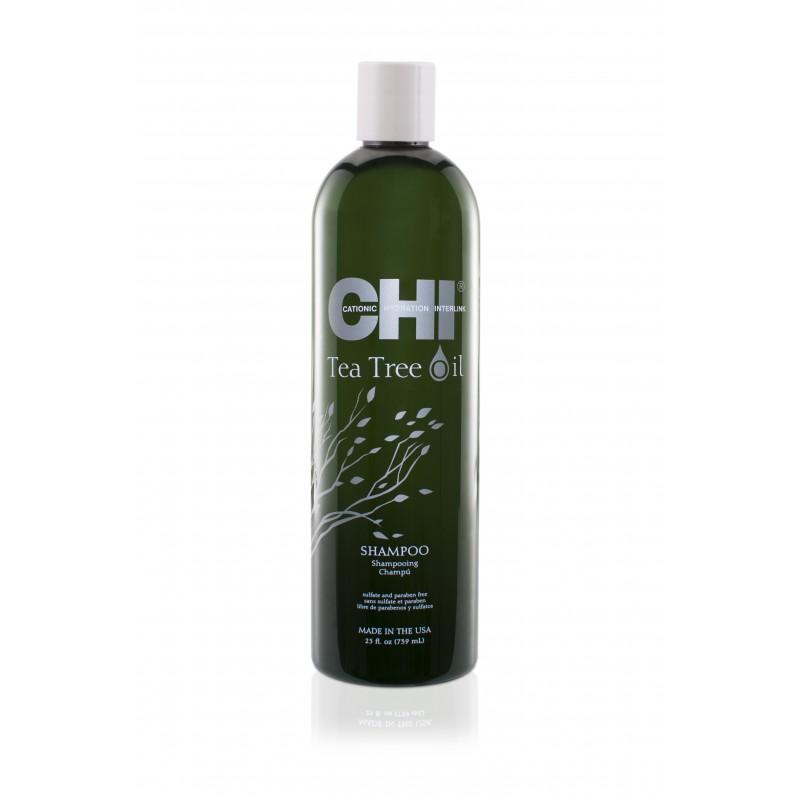 CHI Tea Tree Oil Szampon z olejkiem z drzewa herbacianego 739 ml