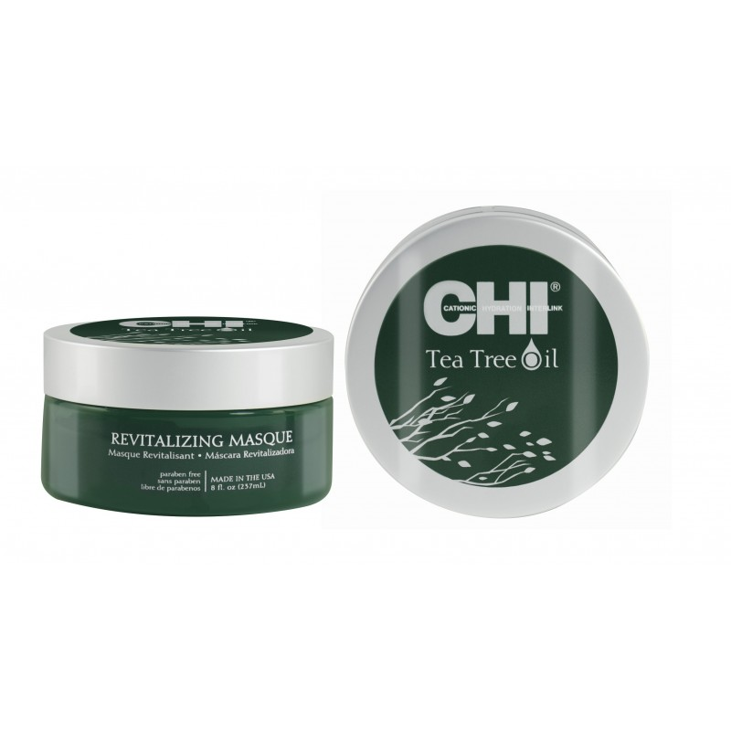 CHI Tea Tree Oil Maska rewitalizująca 237 ml / Revitalizing Masque