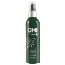 CHI Tea Tree Oil Blow Dry Primer Lotion Mgiełka termoochronna 177 ml