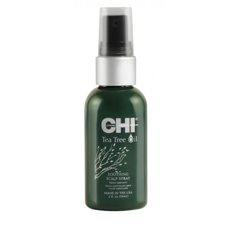 CHI Tea Tree Oil Spray kojący skórę głowy 59ml / Scoothing Scalp Spray