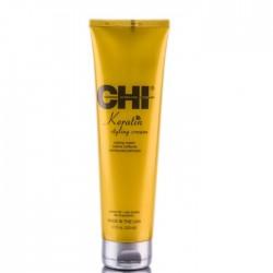 CHI Keratin Krem stylizujący bez spłukiwania 133ml / Styling Cream