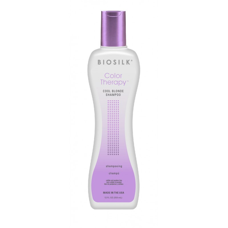 Biosilk CT Szampon ochładzający kolor 355ml / Color Therapy Cool Blonde Shampoo