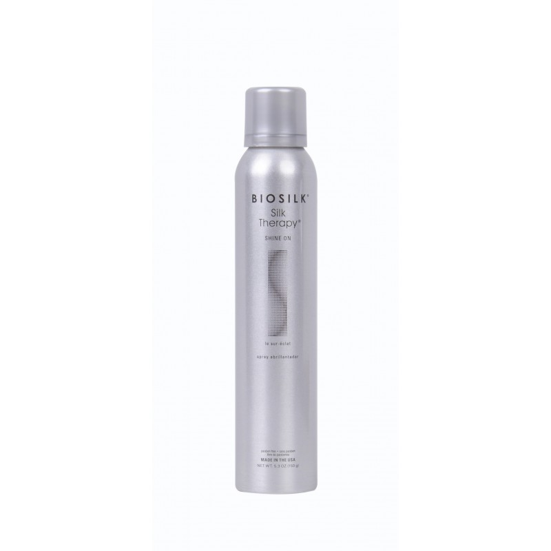 Biosilk ST Nabłyszczacz i odżywka 2w1 150g / Silk Therapy Shine-On