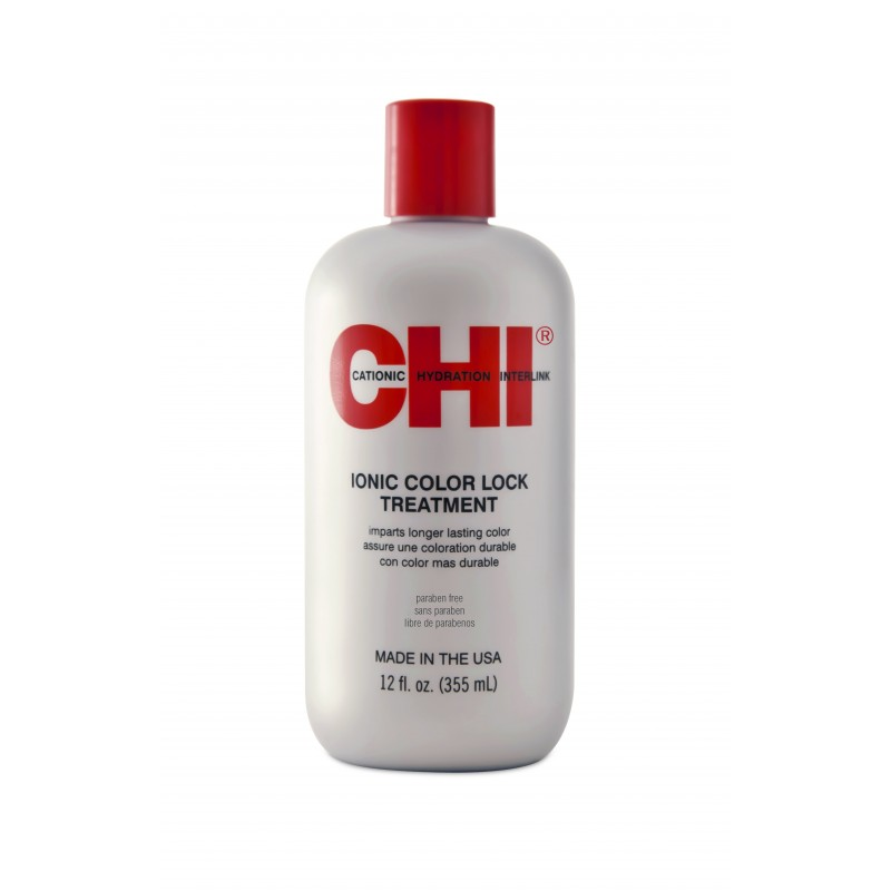 CHI Ionic Odżywka regeneracyjna 355ml / Color Lock Treatment ph 3,5
