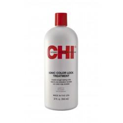 CHI Ionic Odżywka zakwaszająca zapewniająca długotrwały kolor 946 ml / Color Lock Treatment ph 3,5