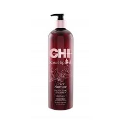 CHI Rose Hip Oil Szampon ochronny 739 ml