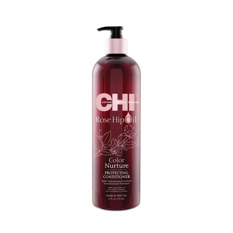 CHI Rose Hip Oil Odżywka ochronna 739 ml