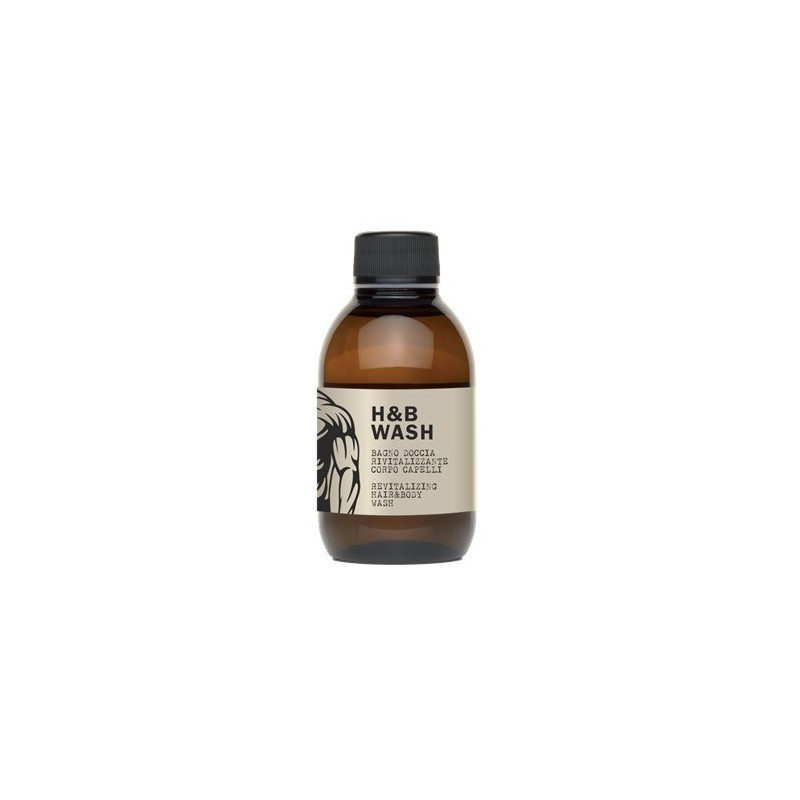 Dear Beard Szampon + Żel do ciała 2w1 250 ml / H&B Revitalizing Shampoo Shower Gel
