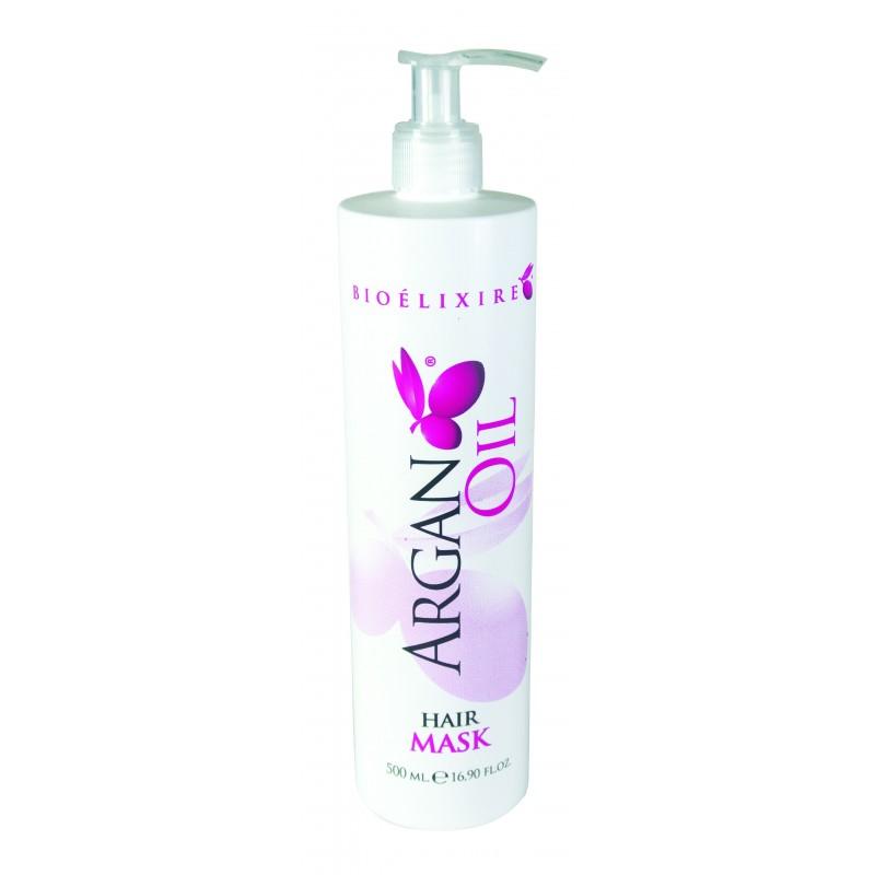 Bioelixire Argan Oil Maska regenerująca z olejkiem arganowym / Hair Mask 500ml
