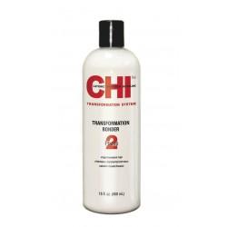 CHI Transformation Solution System Faza 2 Utrwalacz do dziewiczych i opornych włosów (Czerwony)