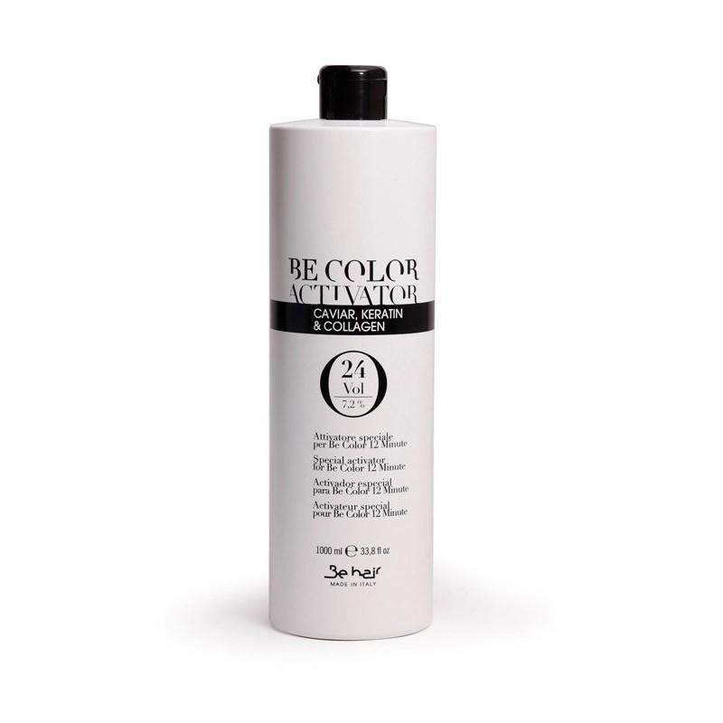 24 VOL (7,2%) Be Color Aktywator 1000ml / BC Activator Caviar, Kerat&Collagen