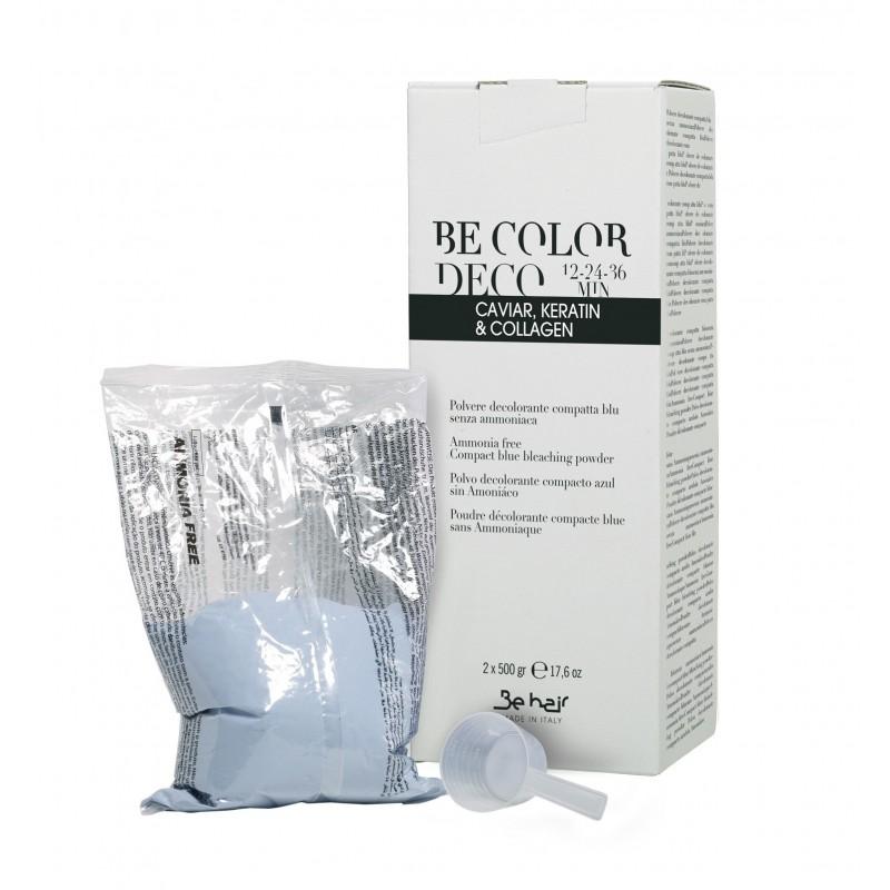 Be Color Deco Proszek rozjaśniający 2 x 500g