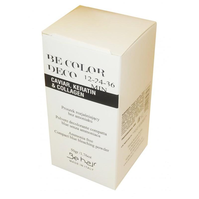 Be Color Deco - proszek rozjaśniający 50 gram