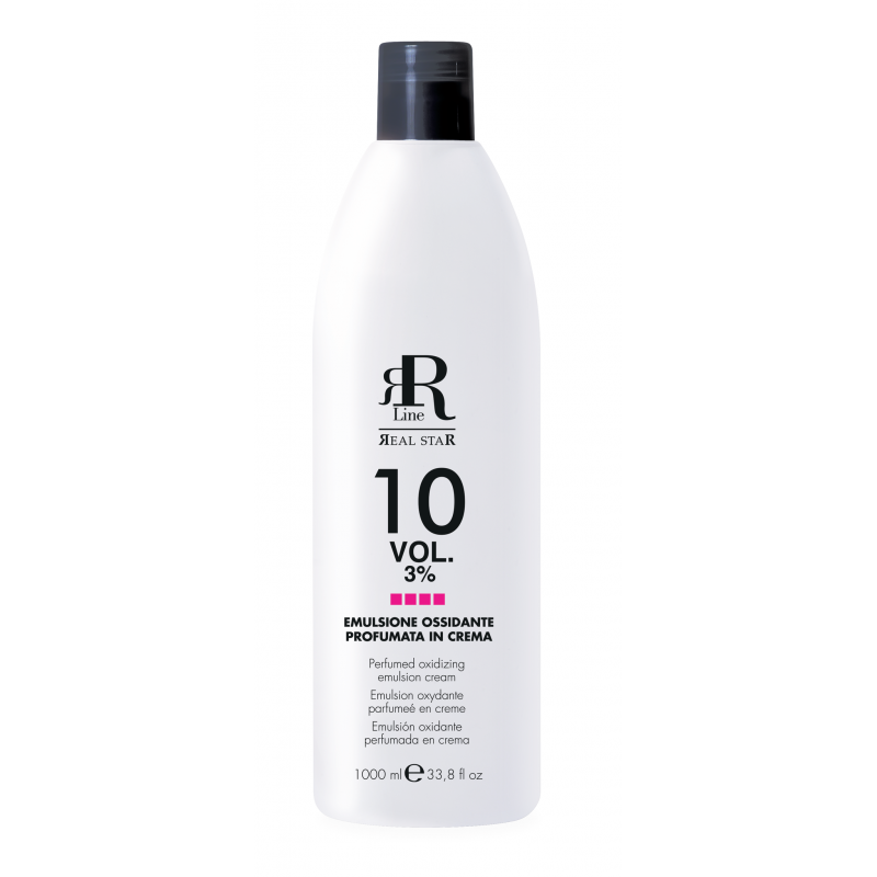 RR Line Perfumowany kremowy oksydant 10 vol (3%) - 1000 ml