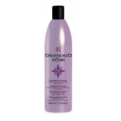 RR Diamond Star Szampon rozświetlający do włosów blond 350 ml