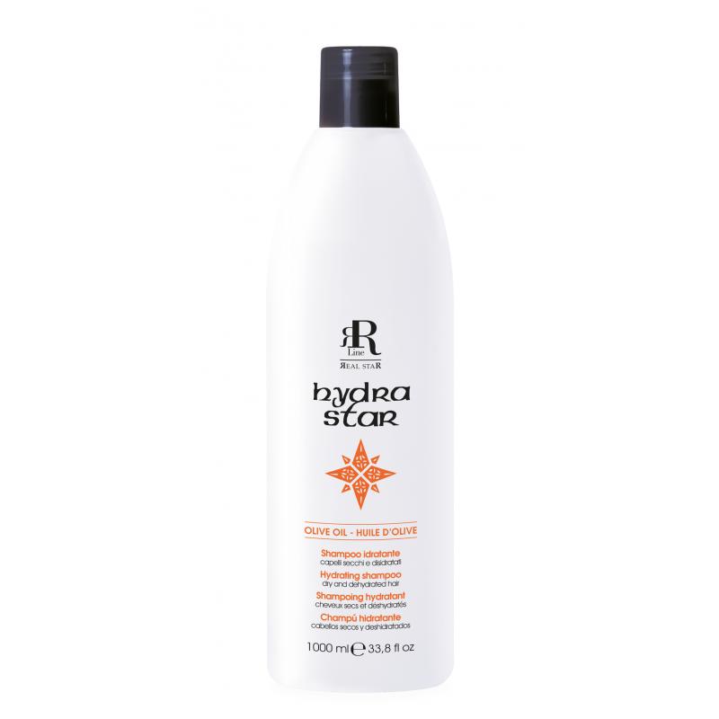 RR Hydra Star Szampon nawilżający do włosów suchych 1000 ml