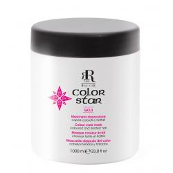 RR Color Star Maska do włosów farbowanych z Goji 1000 ml