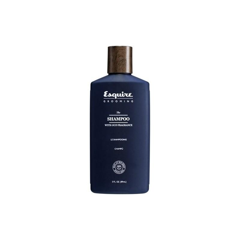 Esquire Szampon dla mężczyzn o zapachu drzewa agarowego 89 ml