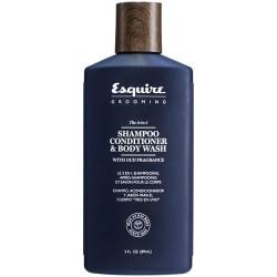 Esquire 3 w 1 Szampon, odżywka, żel pod prysznic 89 ml