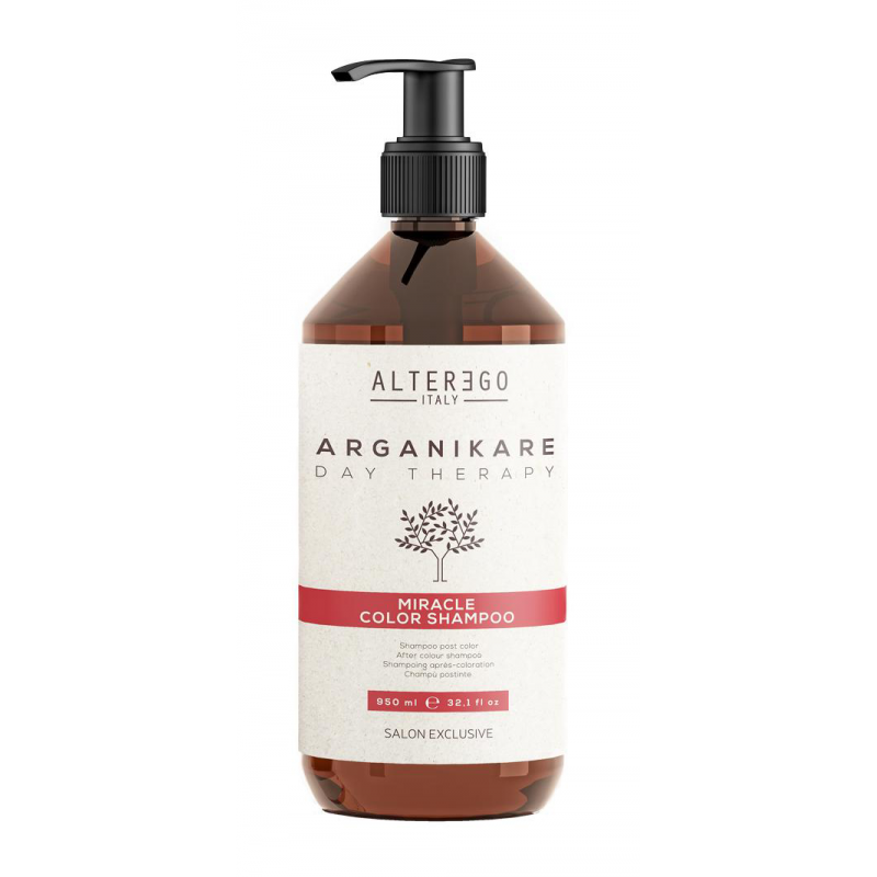 Alter Ego Arganikare Miracle Color Shampoo | Szampon po koloryzacji 950ml [5350]