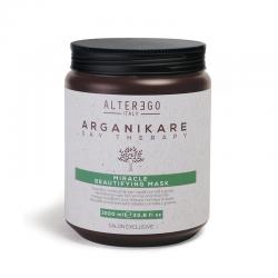 Alter Ego Arganikare Miracle Beautifying Maska rewitalizująca dla włosów normalnych i grubych 1000 ml [4472]
