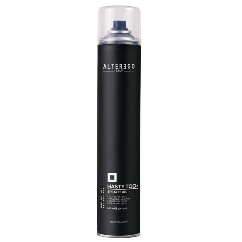 Alter Ego Hasty Too Spray It On Hairspray Lakier ekstra mocny 500ml [4168]