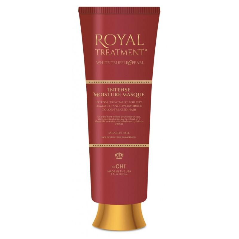 New CHI Royal Treatment Intense Moisture Masque / Maska intensywnie nawilżająca 236ml
