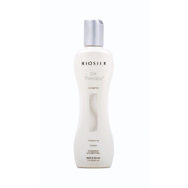 Biosilk Silk Therapy Szampon regenerujący 207 ml