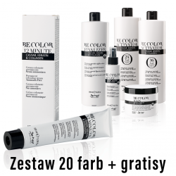 Be Color Zestaw 20 farb + GRATISY