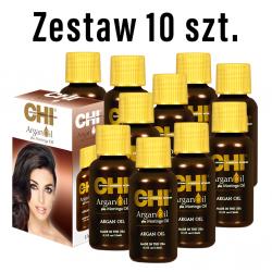Zestaw 10 x 15ml Olejek CHI Argan Oil