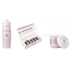 Zestaw B.Toxkare (Prepping Shampoo, Serum 10x20ml, Contouring Cream 500ml)