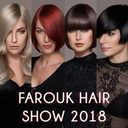 KATOWICE Bilet Pokaz Farouk Hair Show 11.03.2018