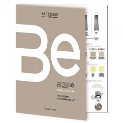 Alter Ego Be Blonde Karta kolorów | Paleta Be Blonde