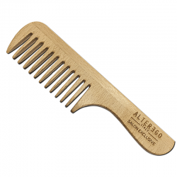 Alter Ego Drewniany grzebień Wooden Comb [2962]