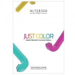 Alter Ego Just Color Karta kolorów | Paleta Just Color