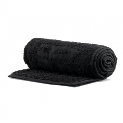 Alter Ego Ręcznik bawełniany - czarny [2188]