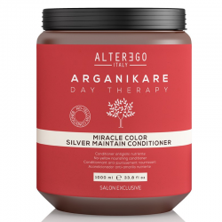 Alter Ego Arganikare Miracle Color No-Yellow Conditioner | Odżywka przeciw żółtym tonom 1000 ml [5884]
