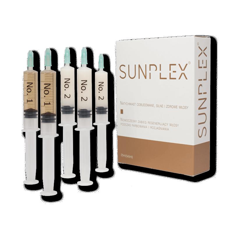 SUNPLEX 5x5ml (w strzykawkach)