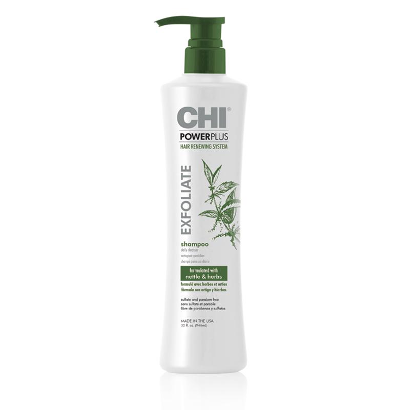 CHI Power Plus Szampon oczyszczający 946 ml
