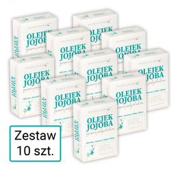 Zestaw 10 x 20 ml Bioelixire Olejek Jojoba