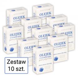Zestaw 10 x Bioelixire Olejek z czarnuszki 20 ml