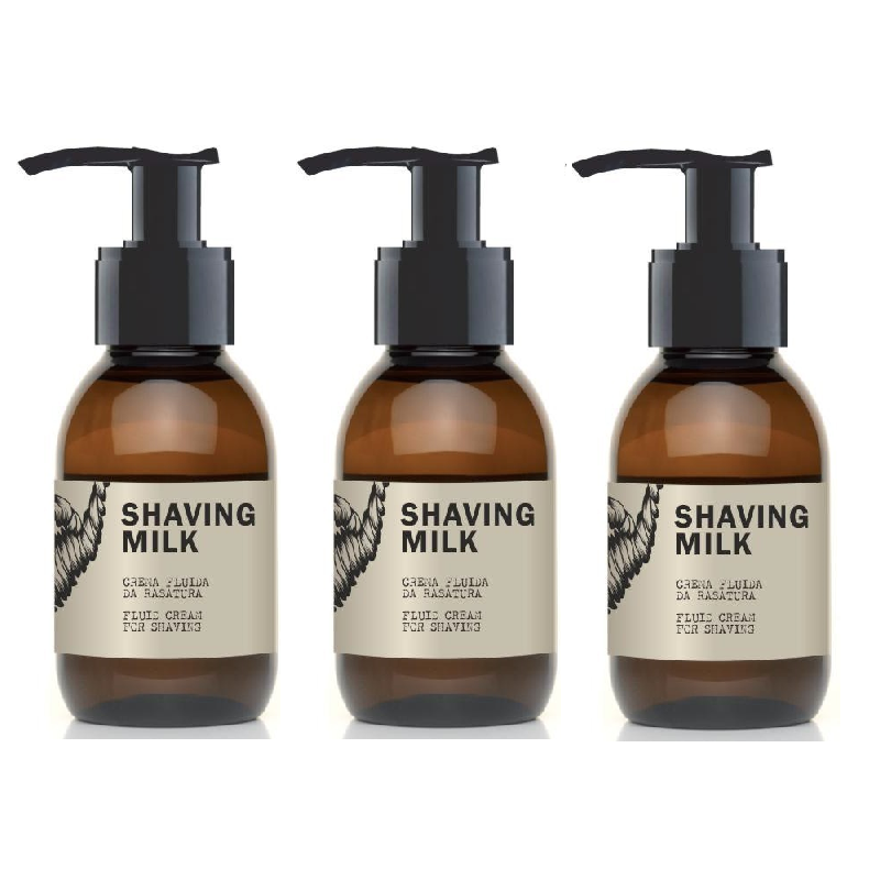 Dear Beard Shaving Milk - Balsam do golenia brody i wąsa 150ml