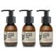 Zestaw 3x Dear Beard After Shave Gel Kojący żel do skóry twarzy po goleniu 100 ml