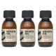 Zestaw 3x Dear Beard CITRUS Olejek cytrusowy do pielęgnacji brody 50 ml