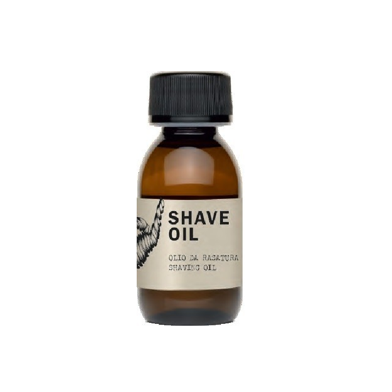 Dear Beard SHAVE OIL - Naturalny olejek do golenia 50ml