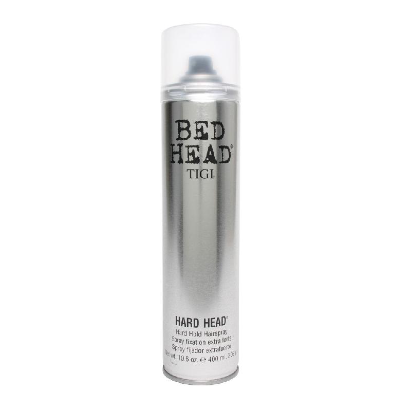 TIGI Bed Head Hard Head Lakier silnie utrwalający 284g / 385 ml