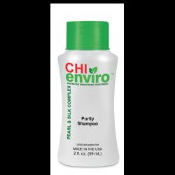 CHI Enviro Purity Szampon Oczyszczająco-Wygładzający 59 ml / Smoothing Purity Shampoo