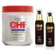 Zestaw CHI Blondest Blonde Proszek rozjaśniający 907g + 2x Olejek Arganowy CHI Argan Oil