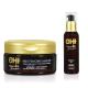 Zestaw CHI Argan Oil Maska odmładzająca + Olejek arganowy 89 ml