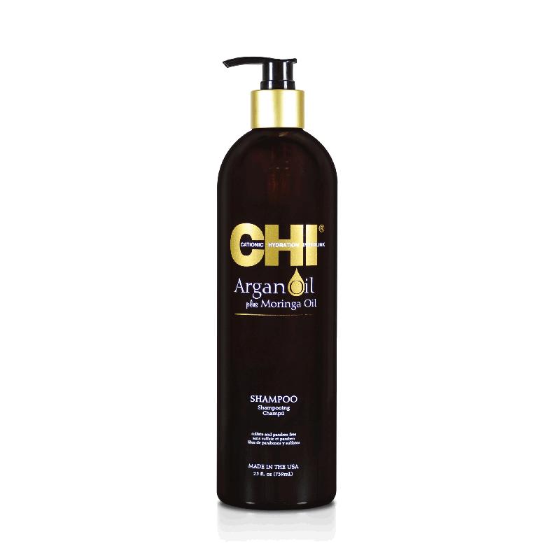 CHI Argan Oil Szampon z olejkiem arganowym 739ml